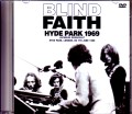 Blind Faith ブラインド・フェイス/London,UK 1969 Japanese Broadcast Ver. & more