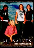 All saints オール・セインツ/Music Video Collection