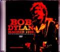 Bob Dylan ボブ・ディラン/Spain 1989