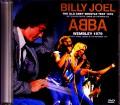 Billy Joel,Abba ビリー・ジョエル アバ/London,UK 1978 & 1979