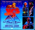 Yes,Asia,Carl Palmer's ELP Legacy イエス エイジア カール・パーマー/TN,USA 2019