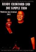 Randy Crawford,Joe Sample Trio ランディー・クロフォード ジョーサンプル/Switzerland 2013