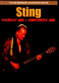 Sting スティング/Poland 2005 & more