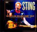Sting スティング/France 2019