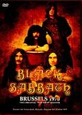 Black Sabbath ブラック・サバス/Belgium 1970 Huge Upgrade