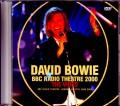 David Bowie デヴィッド・ボウイ/London,UK 2000