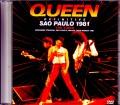 Queen クィーン/Brazil 1981 Upgrade