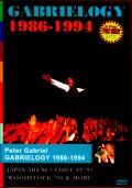 Peter Gabriel ピーター・ガブリエル/Pro-Shot Compile 1986-1994