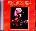 Joni Mitchell ジョニ・ミッシェル/London,UK 1983