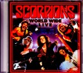Scorpions スコーピオンズ/NY,USA 1984 & more Original VHS Ver.