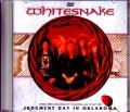Whitesnake ホワイトスネイク/OK,USA 1990