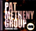 Pat Metheny Group パット・メセニー/Italy 1991
