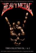 Various Artists Within Temptation,Helloween,Nightwish,Jorn,Scorpions/Heavy Metal Video Collection Vol.1 & 2