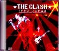 Clash,The ザ・クラッシュ/Tokyo,Japan 2.1.1982