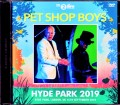 Pet Shop Boys ペット・ショップ・ボーイズ/London,UK 2019