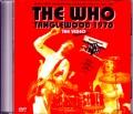 Who,The ザ・フー/MA,USA 1970 Upgrade