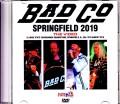 Bad Company バッド・カンパニー/IL,USA 2019