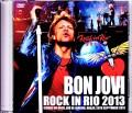 Bon Jovi ボン・ジョヴィ/Brazil 2013 Upgrade
