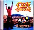 Ozzy Osbourne オジー・オズボーン/CA,USA 1983 Upgrade