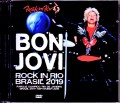 Bon Jovi ボン・ジョヴィ/Brazil 2019 & more