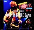 Martin Barre Band マーティン・バレ/UK 2019