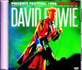 David Bowie デビッド・ボウイ/UK 1996 Upgrade