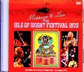 Various Artists Who,The,Jimi Hendrix,Bob Dylan,Miles Davis,Jethro Tull/The Isle of Wight 1970 Japanese Broadcast Ver.