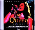 Jss,Jeff Scott Soto ジェフ・スコット・ソート/Queen Convention UK 2003