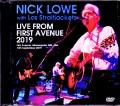 Nick Lowe ニック・ロウ/MN,USA 2019