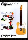 Various Artists Jack Bruce,Joe Satriani,Brian May,Steve Vai,Joe Walsh,Keith Richards/Spain 1992