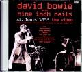 David Bowie,Nine inch Nails デヴィッド・ボウイ ナイン・インチ・ネイルズ/MD,USA 1995