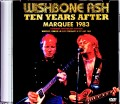 Wishbone Ash,Ten Years After ウィッシュボーン・アッシュ テン・イヤーズ・アフター/London,UK 1983 Japanese Broadcast Ver.