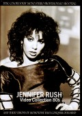 Jennifer Rush ジェニファー・ラッシュ/Video Collection 1980's