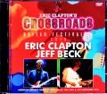 Eric Clapton,Jeff Beck エリック・クラプトン ジェフ・ベック/TX,USA 2019