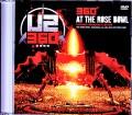 U2 ユーツー/CA,USA 2009 Japanese Broadcast Ver.