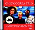 Chick Corea Trio チック・コリア/MA,USA 2018