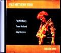 Pat Metheny Trio パット・メセニー/UK 1992