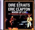 Eric Clapton,Dire Straits エリック・クラプトン ダイアー・ストレイツ/London,UK 1988