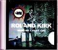 Roland Kirk ローランド・カーク/France 1965