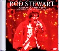 Rod Stewart ロッド・スチュワート/London,UK 1976