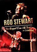 Rod Stewart ロッド・スチュワート/London,UK 2019