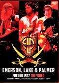 Emerson,Lake & Palmer エマーソン・レイク・アンド・パーマー/CA,USA 1977