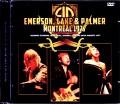 EL & P Emerson,Lake & Palmer エマーソン・レイク・アンド・パーマー/Canada 1977 Best Version