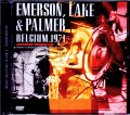 EL & P Emerson,Lake & Palmer エマーソン・レイク・アンド・パーマー/Belgium 1971 & more Japanese Broadcast Version