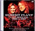 Robert Plant,Alison Krauss ロバート・プラント アリソン・クラウス/TN,USA 2007 & more