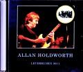 Allan Holdsworth アラン・ホールズワース/Germany 2010