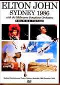 Elton John エルトン・ジョン/Australia 1986 Best Quality