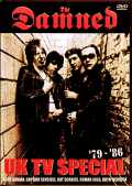 Damned ダムド/UK Pro-Shot Live Collection 1979-1986