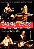 Talking Heads トーキング・ヘッズ/Italy 1980 & more