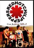 Red Hot Chili Peppers レッド・ホット・チリ・ペッパーズ/ライブ映像集 Vol.8